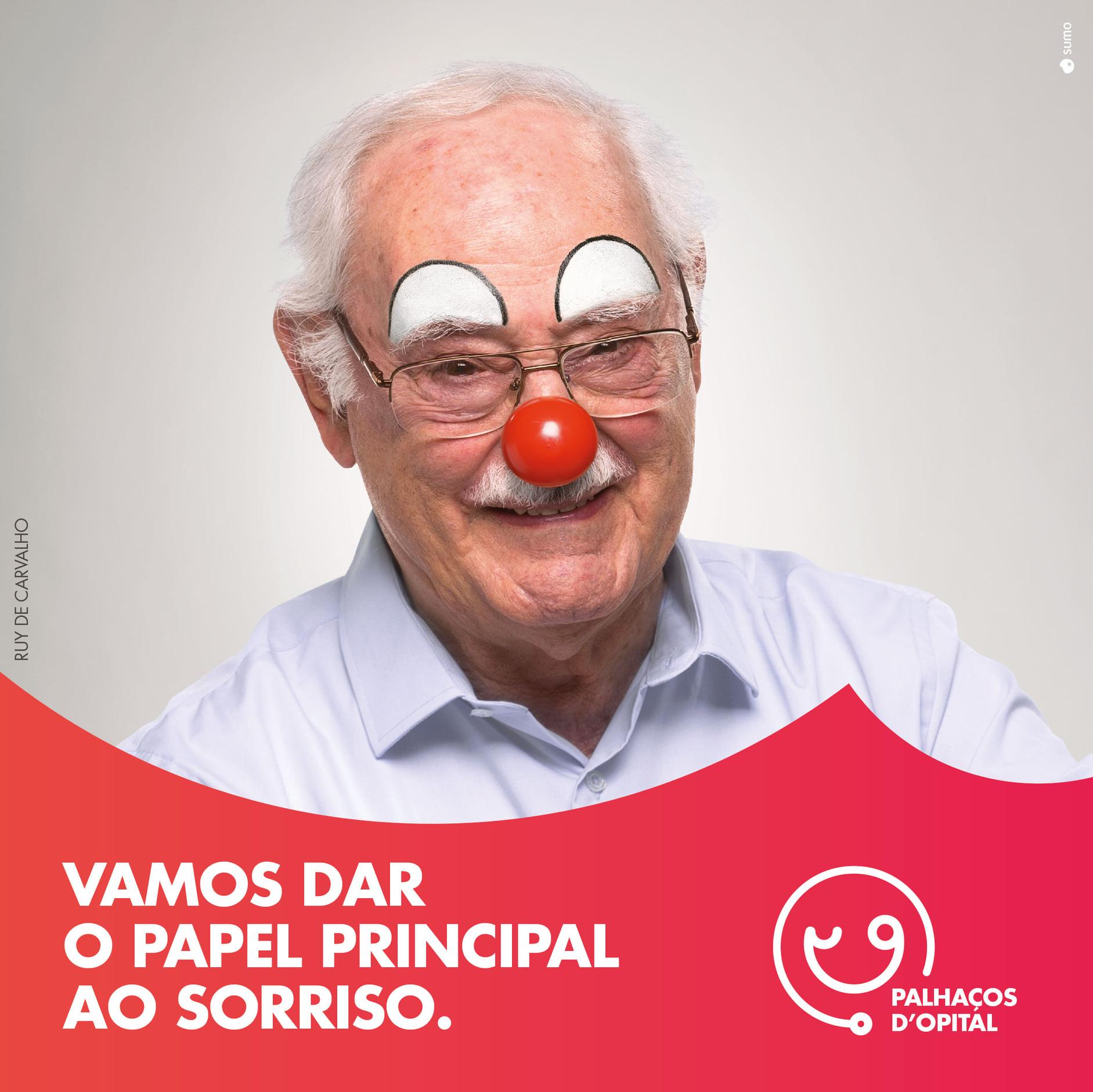 Ruy de Carvalho com PdO
