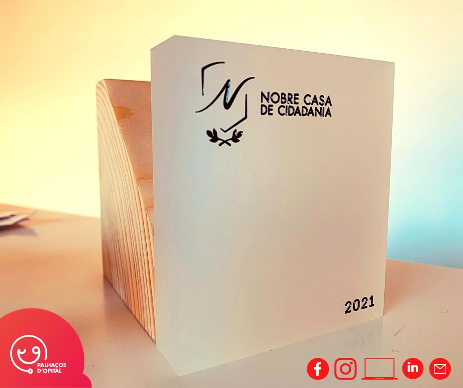 Cidadão Nobre | Nobre Casa de Cidadania 2021